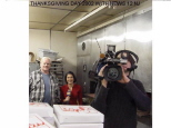 News 12 NJ visits SHIP's Thanksgiving Day Dinner